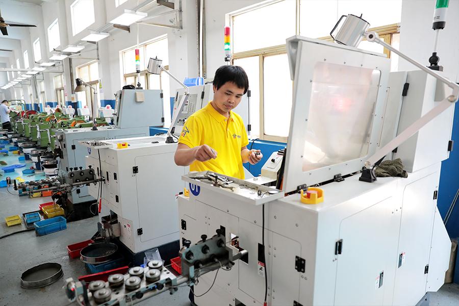 铭泽-高精级进口加工设备