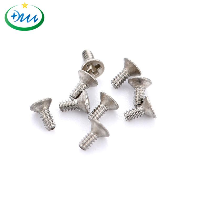 平头十字不锈钢微型螺丝 (3)