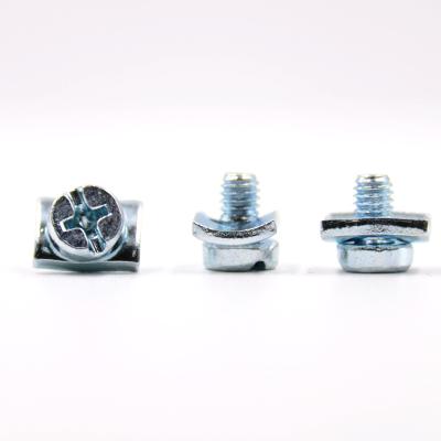压线端子螺丝四方垫片组合螺丝