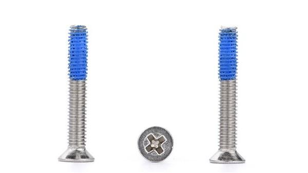 沉头十字和盘头十字螺钉的区别你了解吗?