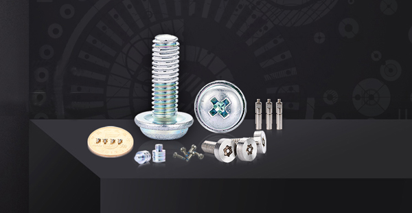 铭泽-可定制不同材质的非标螺丝