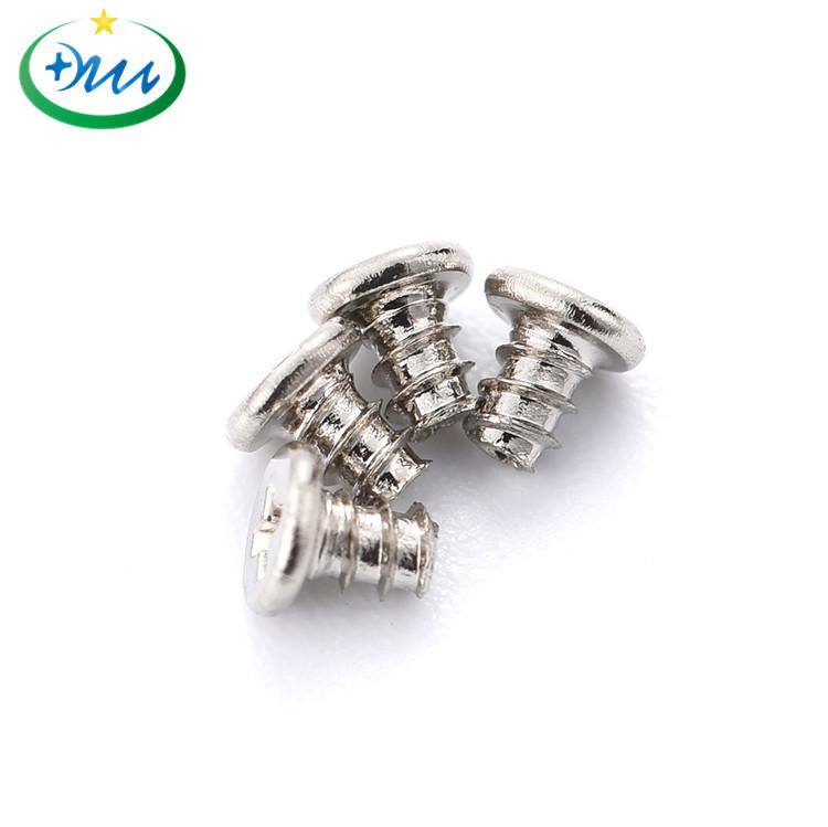 盘头十字不锈钢微型螺丝 (2)