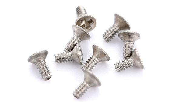 不锈钢小螺丝是怎么生产出来的?-已解决