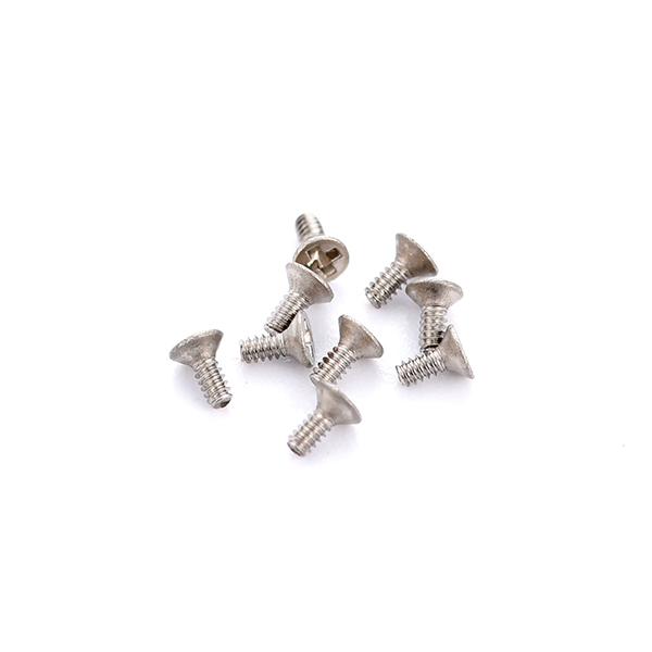 平头十字M1.2微型螺丝